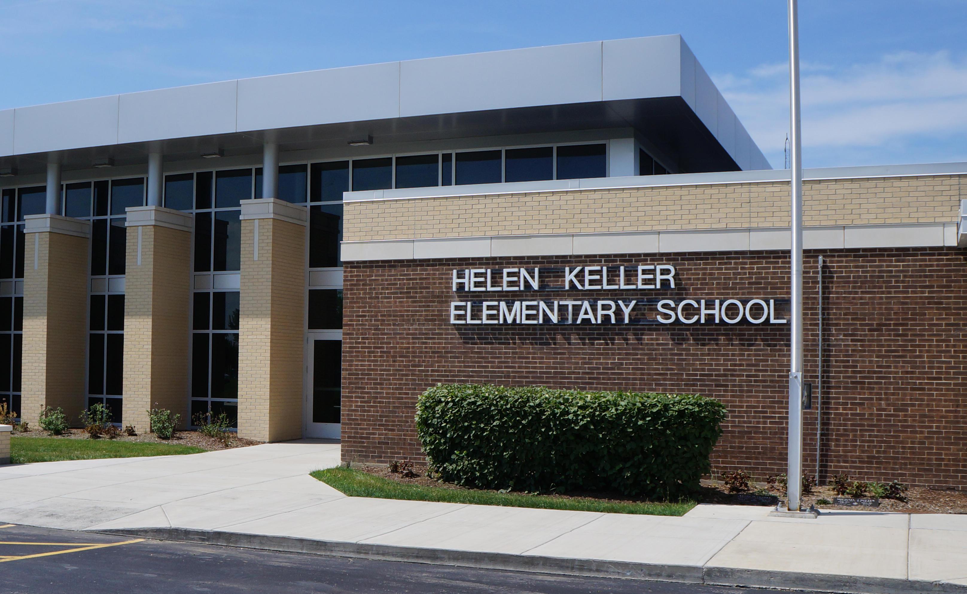 kirby school district 140 helen keller elementary school helen