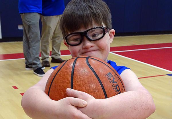 Special Olympics Basketball Kicks Off Season