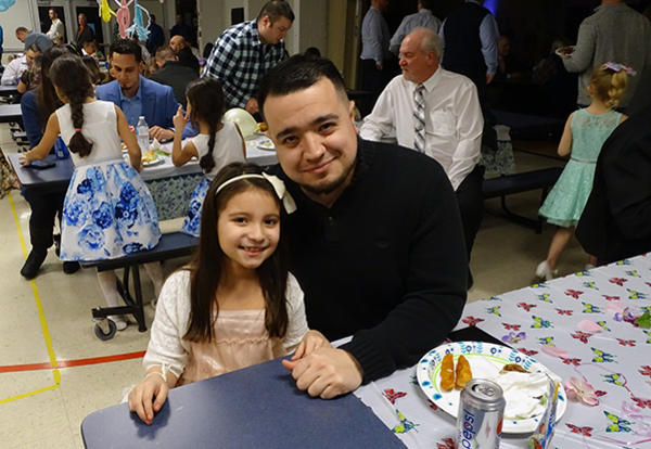 Daddy/Daughter Dance at Fernway