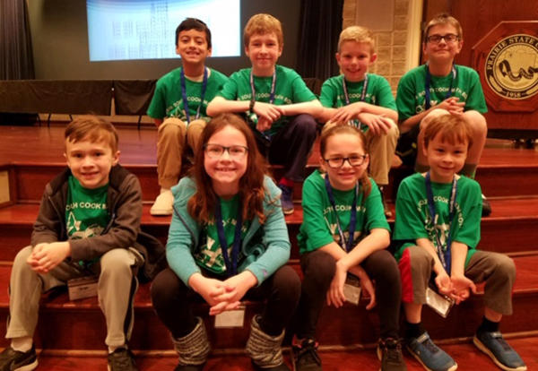 math bowl participants
