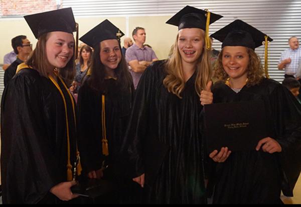 four prairie view graduates