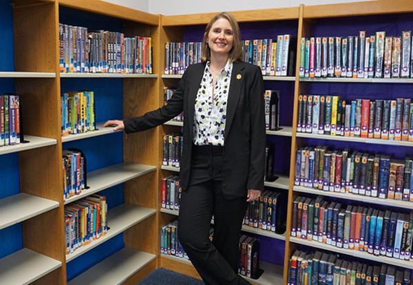 Assistant Principal Karyn Bissell