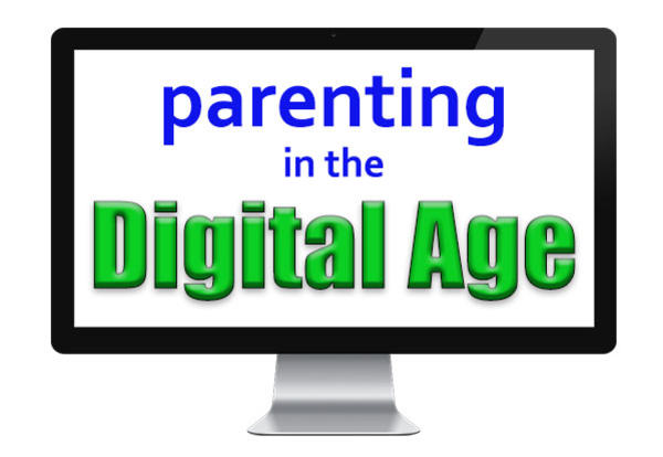 parenting in the digital age graphic