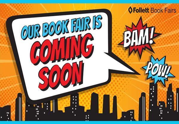 Follett Book Fair graphic