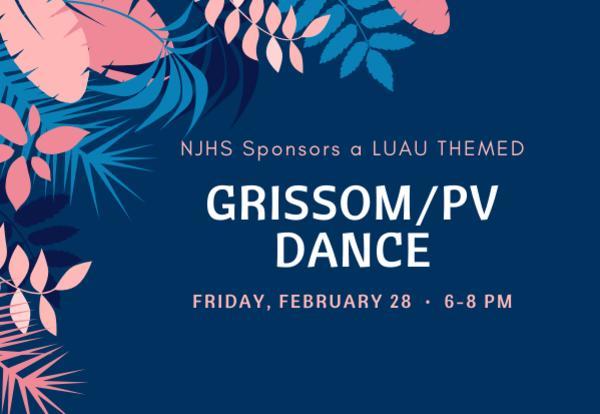 grissom-pv dance info graphic
