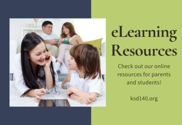 eLearning Resources graphic