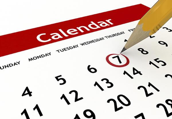 calendar news image