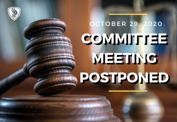 20201028 committee meeting postponed image