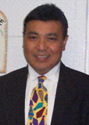 Photo of Dr. Wesley P. Manaday