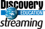 Discovery Education Streaming Logo