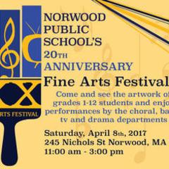 20th Annual Fine Art Festival April 8th