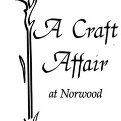 Norwood Annual Craft Affair!  Saturday, October 17 from 9:00 a.m. - 2:30 p.m.