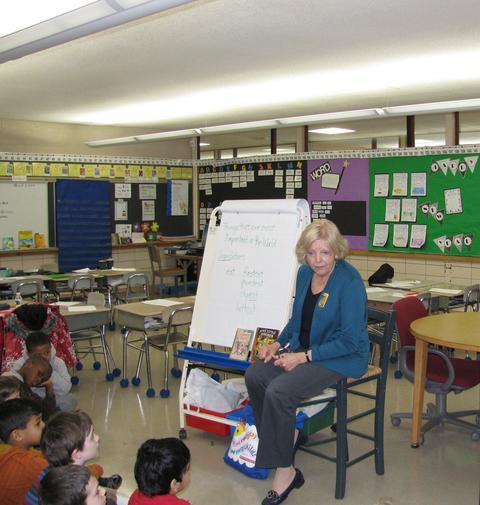 Former Oldham School Teacher Kathleen Davis