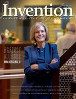 Invention Spring 2017 Cover