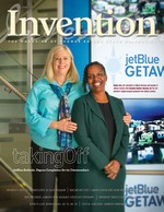 Invention Fall 2016 Cover