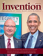 Invention Spring 2016 Cover