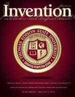 Invention Winter 2016 Cover