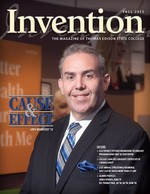 Invention Fall 2015 Cover