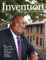 Invention Summer 2015 Cover