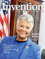Invention Spring 2015 Cover