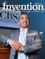 Invention Winter 2015 Cover