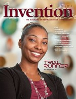 Invention Fall 2014 Cover