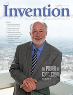 Invention Summer 2014 Cover