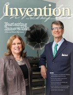 Invention Spring 2014 Cover