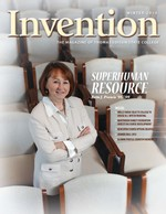 Invention Winter 2014 Cover