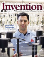 Invention Fall 2013 Cover