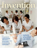 Invention Spring 2013 Cover