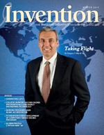 Invention Winter 2013 Cover