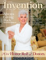 Invention Spring 2012 Cover