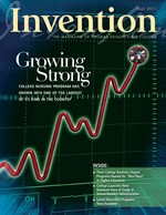 Invention Fall 2011 Cover