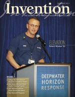 Invention Summer 2011 Cover