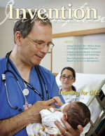Invention Summer 2010 Cover