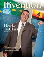 Invention Fall 2009 Cover
