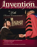 Invention Winter 2009 Cover