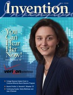 Invention Fall 2008 Cover