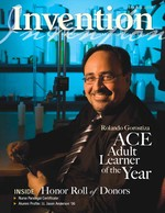 Invention Spring 2008 Cover