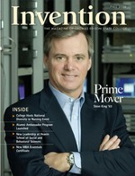 Invention Fall 2006 Cover