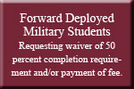 Forward Deployed Military Students