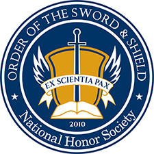 Order of the Sword and Shield logo