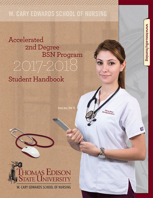 Collaborative Nursing Student Handbook ~ Nursing student resources for students