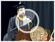 Response for Graduates: Matthew Hayes, BSAST '14 and MSAST '14