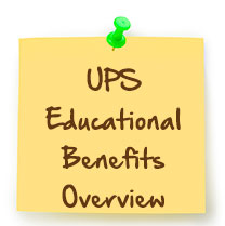 UPS Educational Benefits Overview