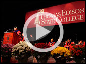 Thomas Edison State University 2017 Commencement Ceremony