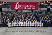 Commencement 2017 Class Photo