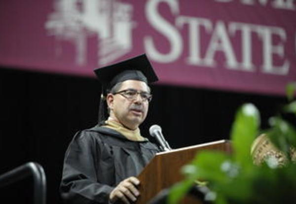 University Celebrates 43rd Commencement