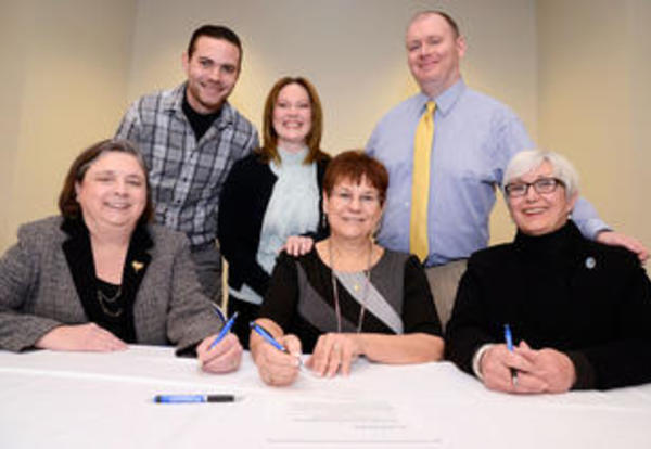 College Partners with Our Lady of Lourdes and Camden County College on Dual Admission BSN Program